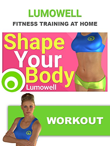 Exercise Products : Shape Your Body Workout: Cardio + Leg, Butt, ABS and Arm Exercises + Stretching