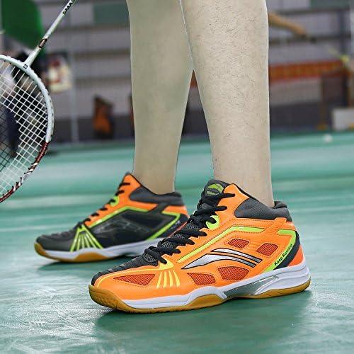 バドミントンシューズ メンズ 体育館シューズ 室内スポーツ シューズ 滑り止め 透気 運動靴