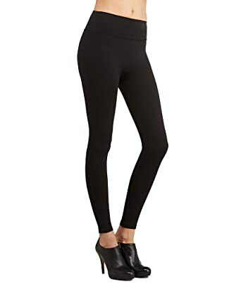 78205b9747f767 Spanx Asset Red Hot Label Structured Leggings Ponte (Small): Amazon.co.uk:  Clothing