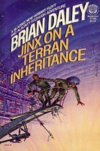 Jinx on a Terran Inheritance -  Brian Daley, Mass Market Paperback