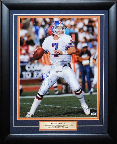 Denver Broncos - John Elway Signed 16×20 at Amazon s Sports ... 87bd64299