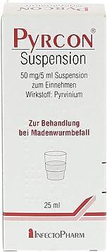 Pyrcon Suspension 50 Mg 5 Ml Amazon De Drogerie Körperpflege