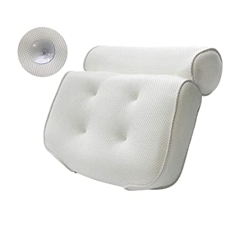 Cojín de baño Avarp con tecnología 3D Air Mesh Bath Pillow ...