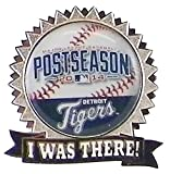 """Detroit Tigers 2014 Post Season """"I Was There"""" Pin"""