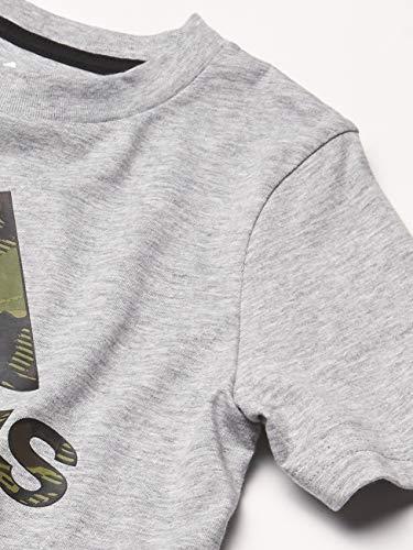 adidas Boys' Action Camo T-Shirt 2