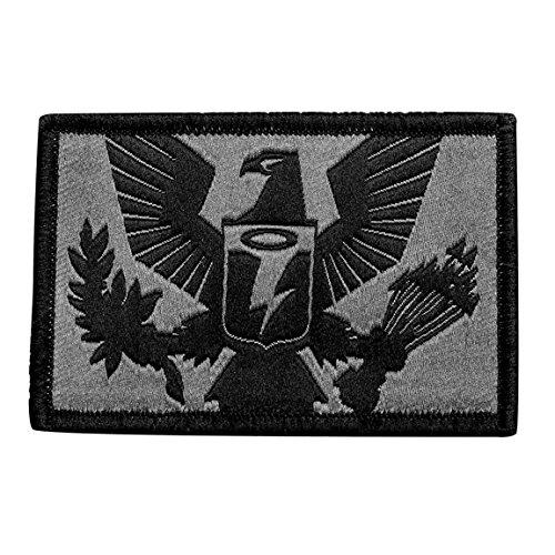 Oakley Men's SI OAKDEF Crest Morale Velcro Patch, 2