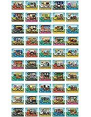 $27 » WANGCAI 50 PCS Caravan RV Cards Game for Animal Crossing New Horizons Series 1-4 Switch/Switch Lite/Wii U