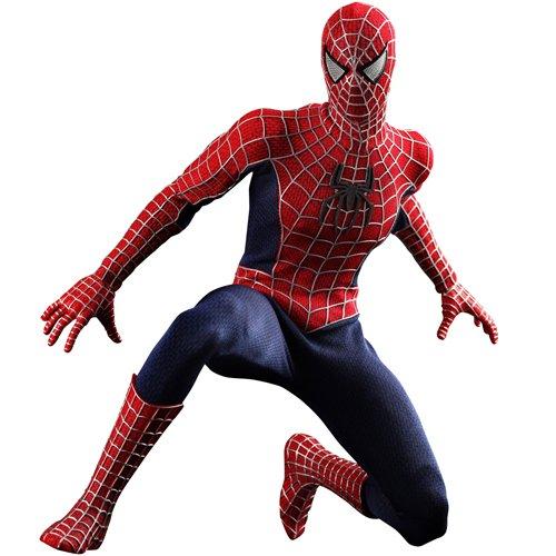 Spider-Man 3 figurine Movie Masterpiece 1 6 Spider-Man 30 cm