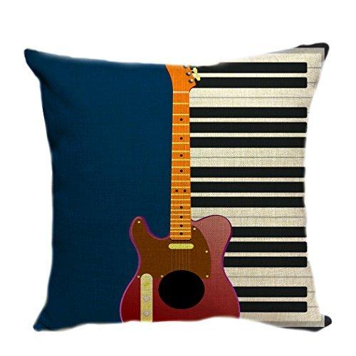 Pillow Cover Funda de cojín de 60 x 60 cm, Funda de cojín ...