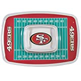 Best SISKIYOU Grill Sets - Siskiyou Sports NFL San Francisco 49ers Melamine Chip Review