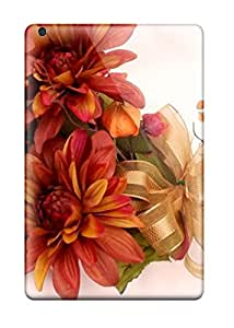 Queenie Shane Bright's Shop Best High Impact Dirt/shock Proof Case Cover For Ipad Mini 3 (fall Flowers) WANGJING JINDA