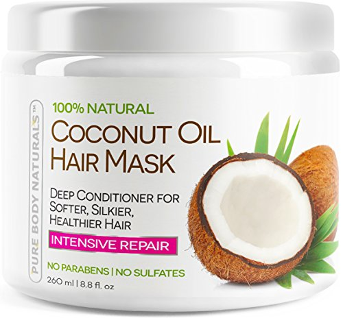 natural coconut oil for hair - 9