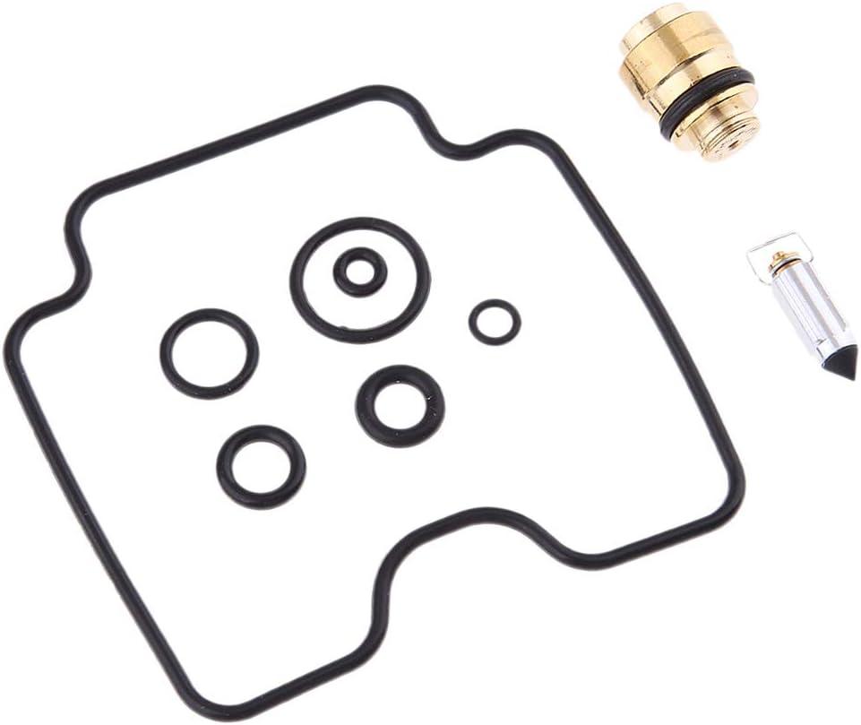 B Blesiya Vergaser Reparatursatz Kit Umbausatz Membrane Dichtung ersetzt Passend F/ür F/ür Yamaha V Star 1100 99-06