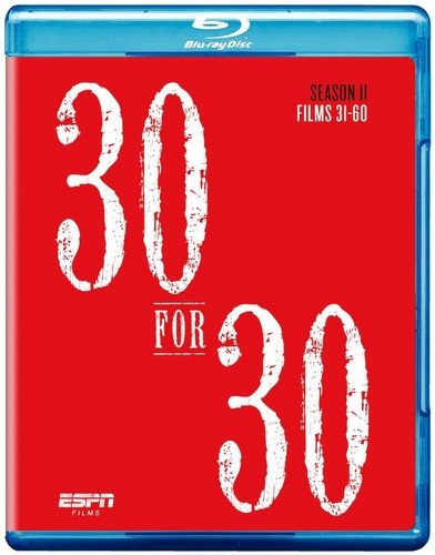 ESPN 30 for 30 Season Two 10 Disc Bluray Set [Blu-ray] (30 For 30 Four Days In October)