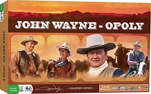- MasterPieces  John Wayne
