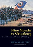Nine Months to Gettysburg: Stannard's Vermonters and the Repulse of Pickett's Charge by Howard Coffin front cover