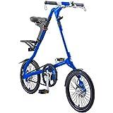 STRiDA EVO Blue Folding Bicycle
