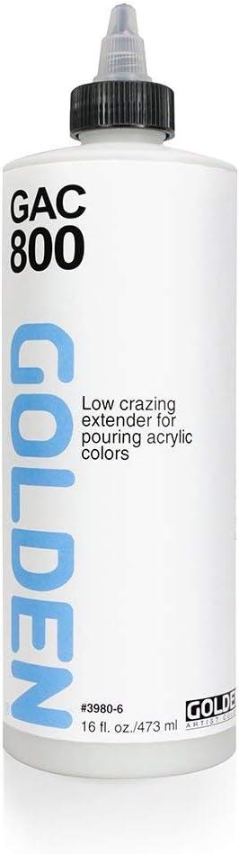 Acrilico Golden Acrylic Polymer GAC-800 - 16 oz
