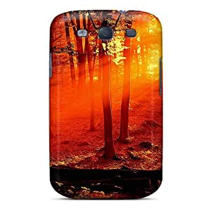 Forest Sunrise Case Compatible With Galaxy S3/ Hot Protection Case