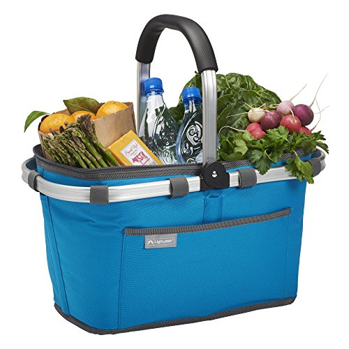 Lightspeed Outdoors XL Insulated Outdoor Picnic Basket