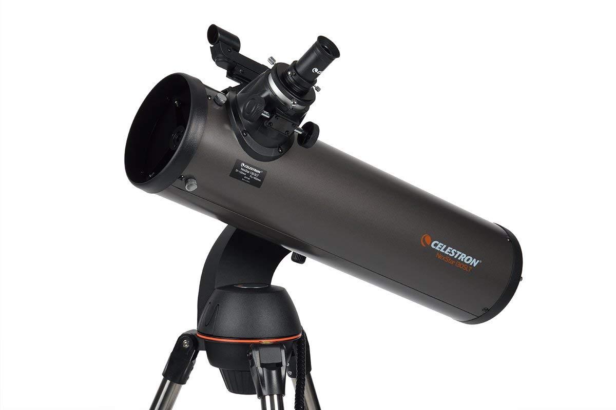 Celestron NexStar 130SLT Computerized Telescope (Renewed) by Celestron