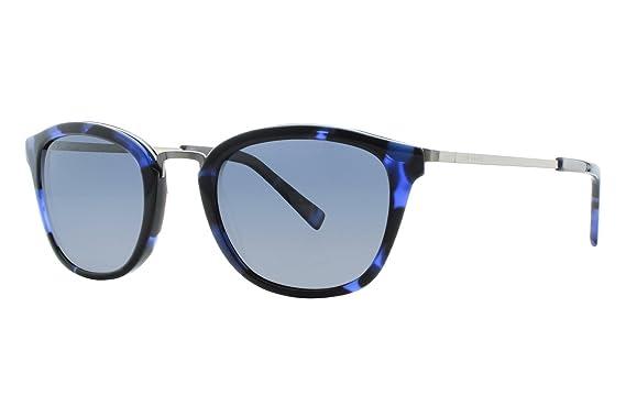 3ac075c34 Amazon.com  Ted Baker B615 Mens Sunglasses - Blue Tortoise Grey ...