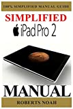 Simplified Apple iPad Pro Manual