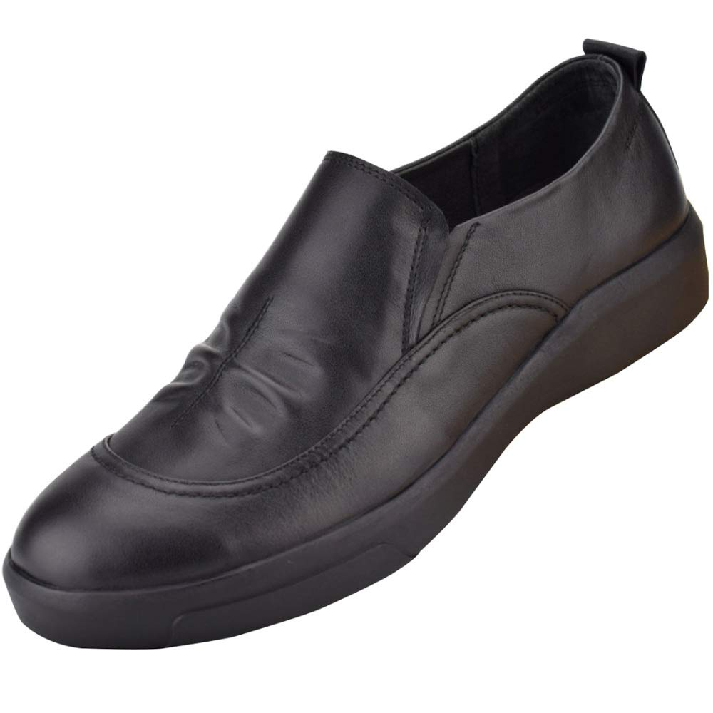 Männer Schnüren Den Weiches Derby Business Casual Schuhe Weiches Den Leder Fahr Schuhe 3 dab3e7