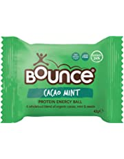 Bounce Cacao Mint Protein Energy Ball, 12 x 42 Grams
