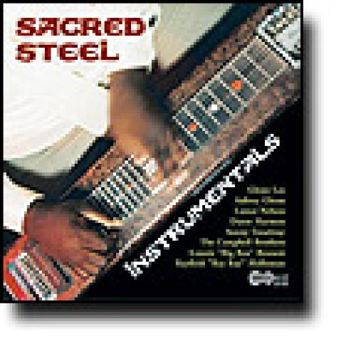 Cover of Sacred Steel Instruments