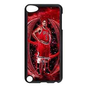 C-EUR Customized Print Derrick Rose Pattern Hard Case for iPod Touch 5