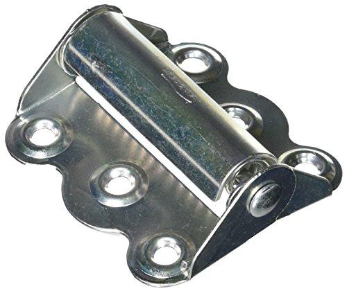National Hardware SPB122 2-3/4 Zinc Plated SPring Hinge - Zinc Plated Spring Hinges