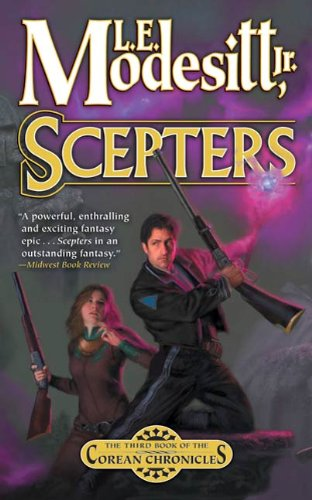 (Scepters: The Third Book of the Corean Chronicles)
