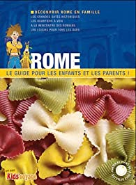 City guide Rome par Itak éditions
