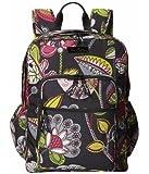 Vera Bradley Large Lighten up Shoulder Backpack Bag Moon Blooms