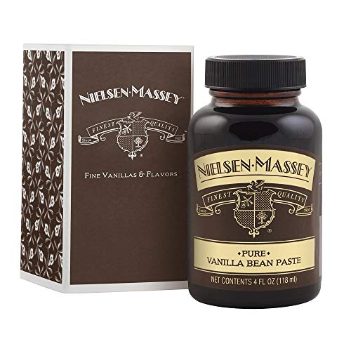 - Nielsen-Massey Pure Vanilla Bean Paste, with gift box, 4 ounces