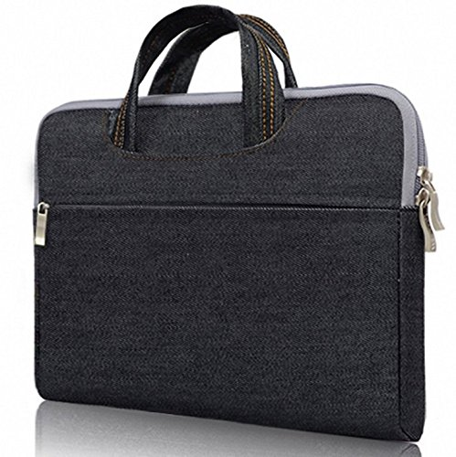 Sleeve bag Breifcase for Microsoft Surface Pro 4 3 / LG WPAD/LPAD 12 / HP Pavilion x2 / Spectre x2 / Elite x2 / Samsung Galaxy TabPro S2 12'' Tablet / HP ProBook 13.3 Laptop ()