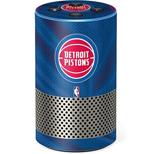 - Skinit Detroit Pistons Amazon Echo (2nd Gen) Skin - Detroit Pistons Away Jersey   NBA Skin