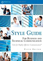 FranklinCovey Style Guide: For Business and Technical Communication, 5th Edition Front Cover
