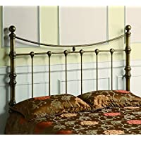 Coaster 300196Q Home Furnishings Headboard, Queen/Full, Antique Gold