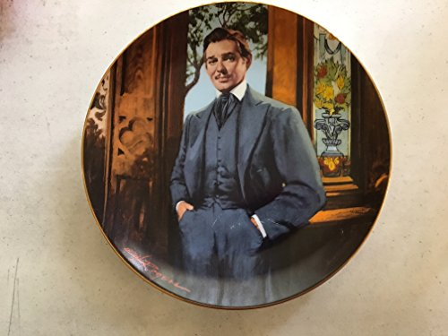 Collector Plate - Gone with the Wind - Golden Anniversary Series Plate #9 Frankly, My Dear