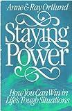 Staying Power, Anne Ortlund and Raymond C. Ortlund, 0840790554
