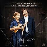Schubert: Integral Para Violín Y Piano / Fischer, Helmchen