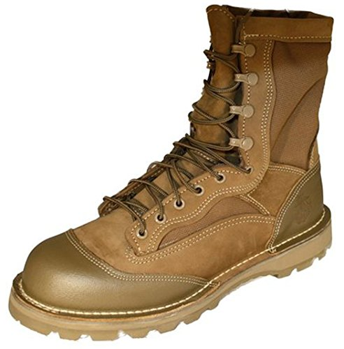 Bates 89502 Mens USMC Desert Rat Waterproof Olive Mojave Gortex Boot 10 2E US