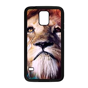 Case Of Lion Customized Case For SamSung Galaxy S5 i9600