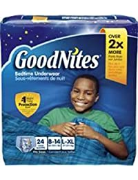 6943364PK - Goodnites Youth Pants for Boys Large/X-Large, Big Pack BOBEBE Online Baby Store From New York to Miami and Los Angeles