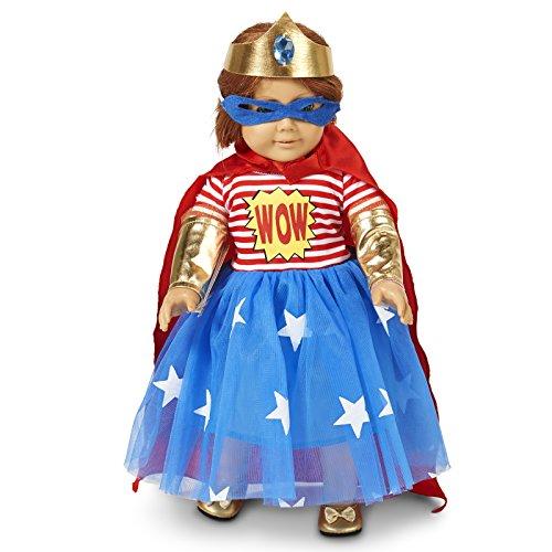 Pop Art Comic Superhero Girl 18