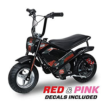 Monster Moto 250 Watt Electric Mini Bike MM-E250-PR
