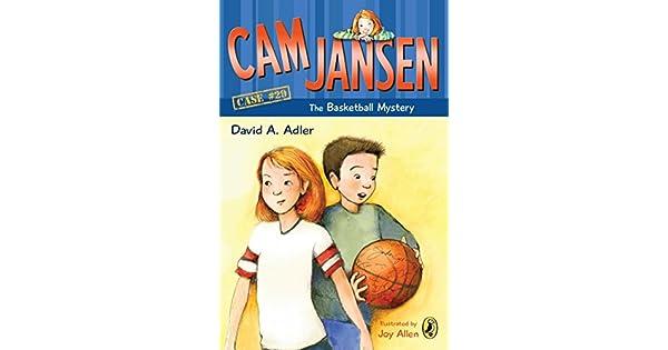 Amazon.com: Cam Jansen: the Basketball Mystery #29 ...