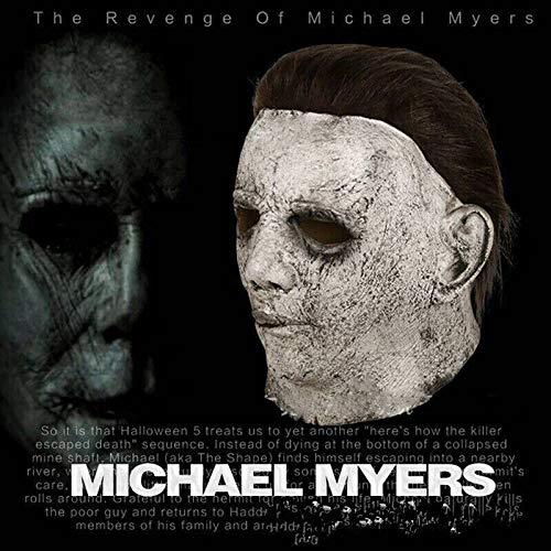 Máscara de Michael Myers Accesorios de disfraces de la ...